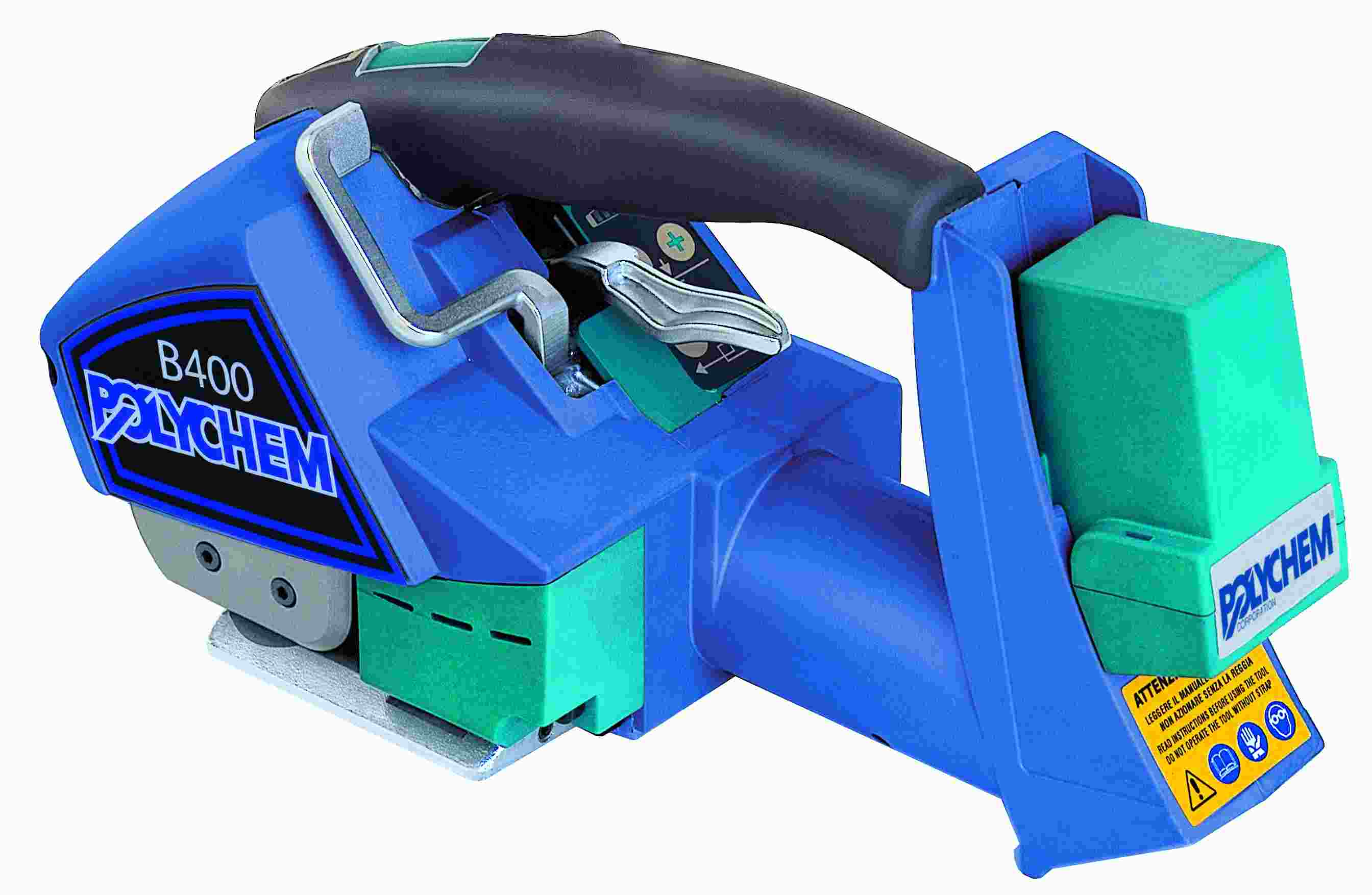 Battery Powered Friction Weld Tool - B400
